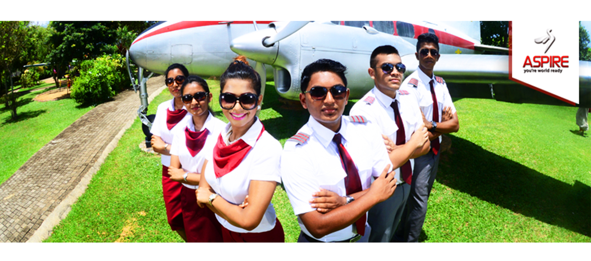 Yesman.lk - Cover Image - ASPIRE College of Higher Education