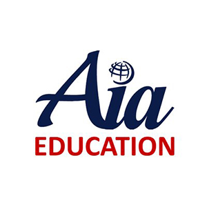 Asian International Academy - AIA Logo
