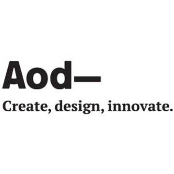 Academy of Design - AOD Logo