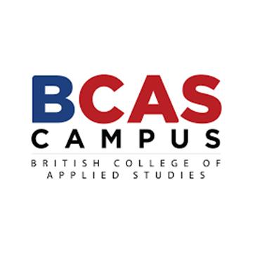 British College of Applied Studies - BCAS Logo