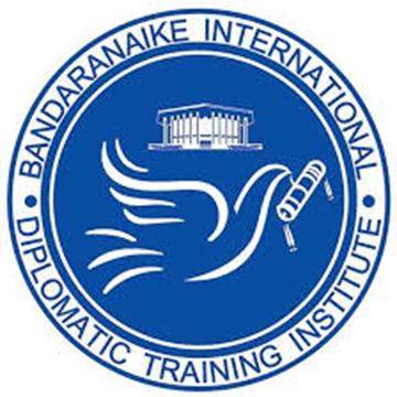 Bandaranaike International Diplomatic Training Institute - BIDTI Logo