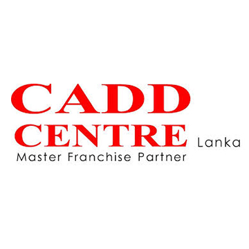 CADD Centre Lanka Logo