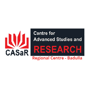 Centre for Advanced Studies and Research - CASaR Logo