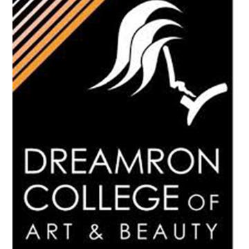 Dreamron Beauty College Logo