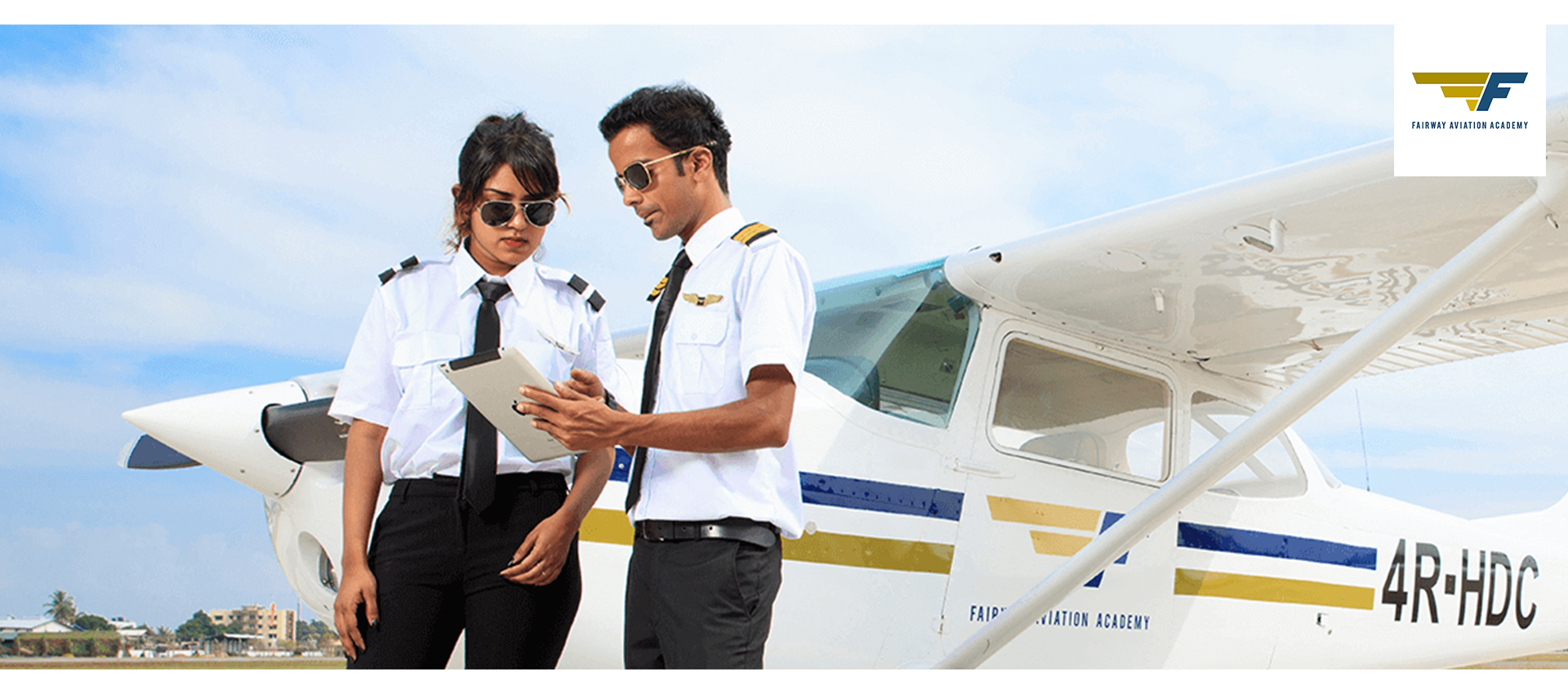 Yesman.lk - Cover Image - Fairway Aviation Academy