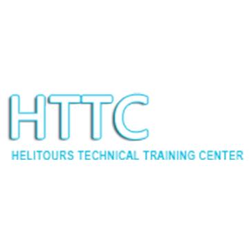 Helitours Technical Training Center - HTTC Logo