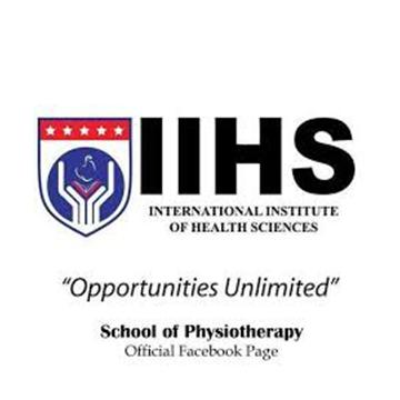 International Institute of Health Sciences - IIHS Logo