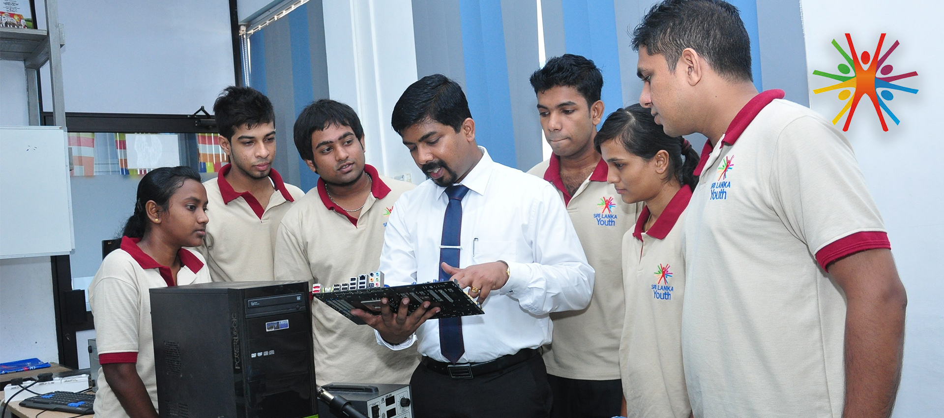 Yesman.lk - Cover Image - Lalith Atulathmudali Vocational Training Center - LAVTC
