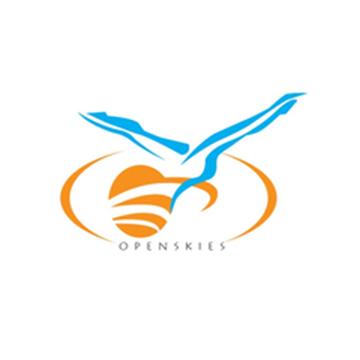 Openskies Flight Training - OFT Logo
