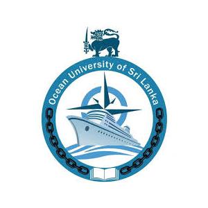 Ocean University of Sri Lanka Logo