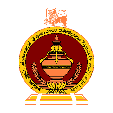 Rajarata University of Sri Lanka Logo