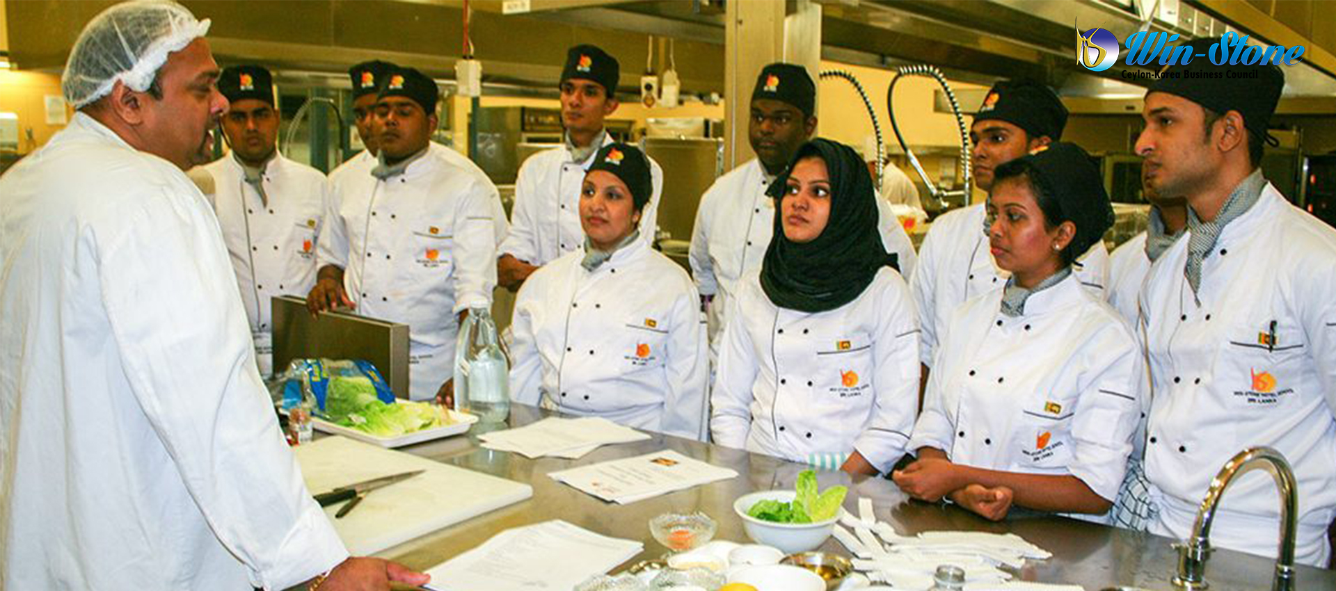 Yesman.lk - Cover Image - Win-Stone School of Culinary Art